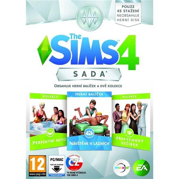 Hra EA PC The Sims 4 Bundle #1 (EAPC05143)