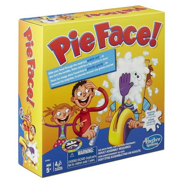 Hra Hasbro Pie Face | HEJ.sk