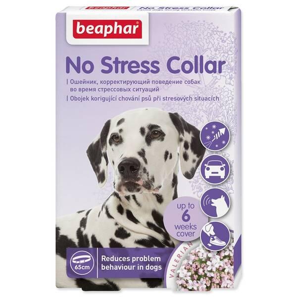 Obojek Beaphar No Stress pes 65 cm