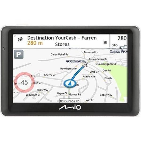 Navigační systém GPS Mio Spirit 7800 Full Europe Lifetime (442N60200006) černá (Vystaveno na prodejně 8800272639)