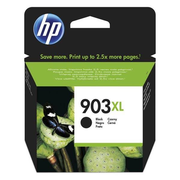 Inkoustová náplň HP 903XL, 825 stran (T6M15AE#BGY) černá