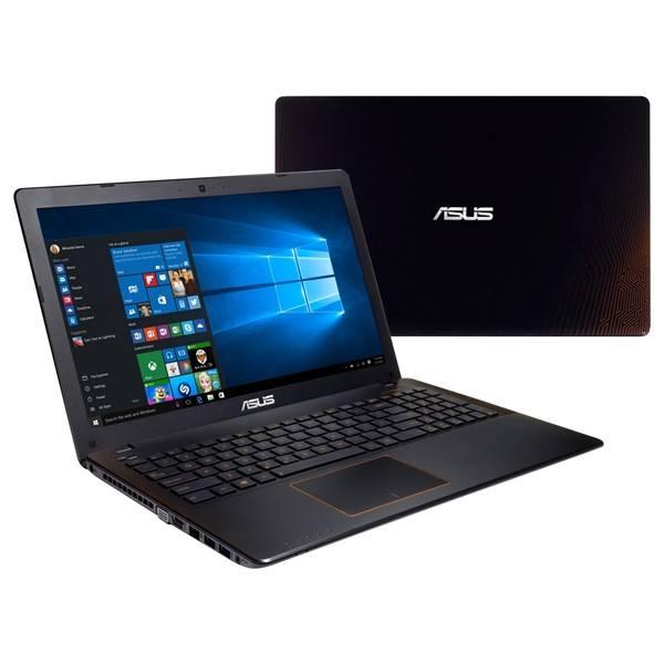 Notebook Asus F550VX-DM588T (F550VX-DM588T) čierny/oranžový