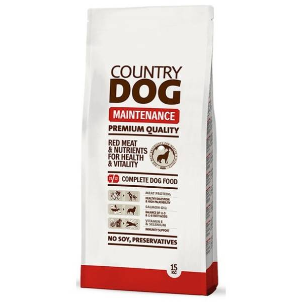 Granule Country Dog Maintenance 15kg