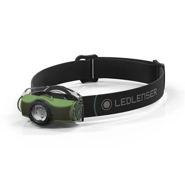 Čelovka LEDLENSER MH4 (500949) zelená