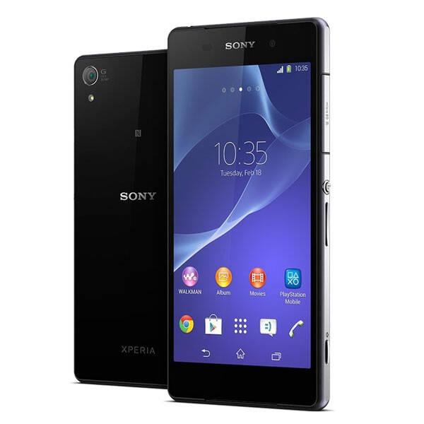 Mobilní telefon Sony Xperia Z2 (1281-0039) černý