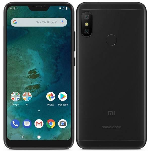 Mobilní telefon Xiaomi Mi A2 Lite 32 GB (19053) černý
