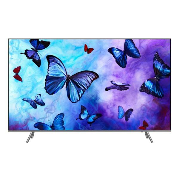Televízor Samsung QE55Q6FN strieborná