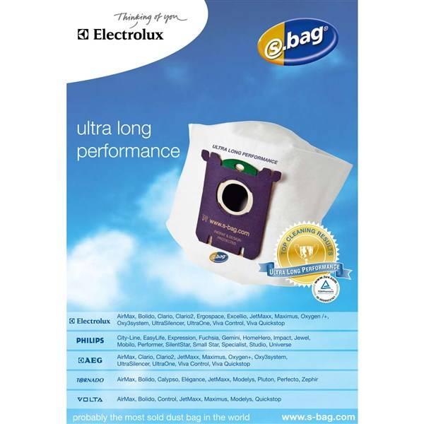 Sáčky do vysavače Electrolux E210B