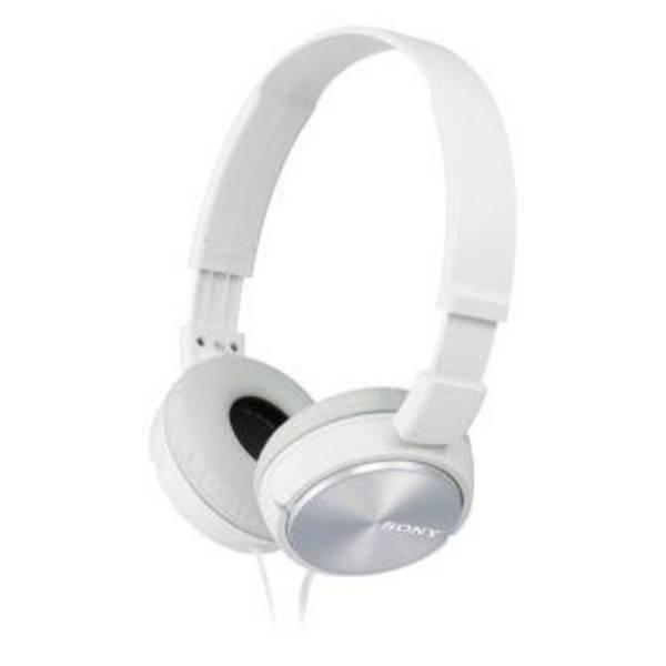 Sluchátka Sony MDRZX310W.AE (MDRZX310W.AE) bílá