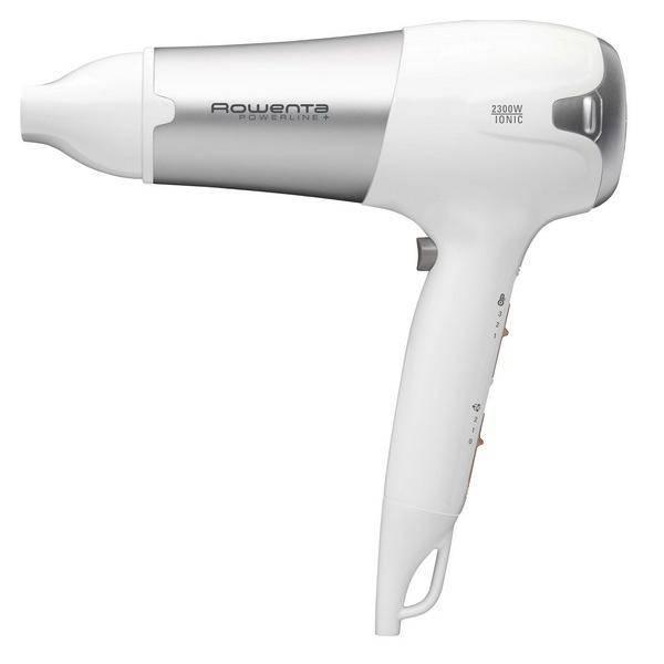 Fén Rowenta CV5090F0 stříbrný/bílý