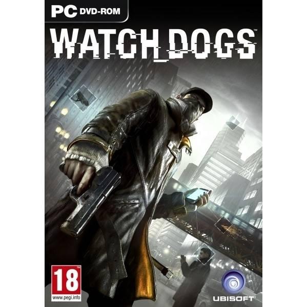 Hra Ubisoft PC Watch_Dogs (USPC0780)