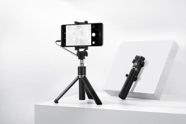 Selfie tyč Huawei AF14 (2452342) černá