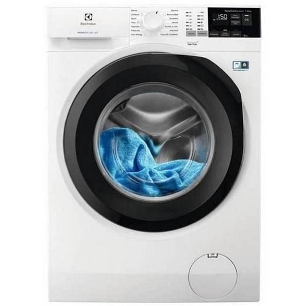 Automatická pračka Electrolux PerfectCare 600 EW6F428BC bílá (vrácené zboží 8800374555)