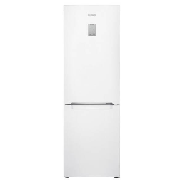 Chladnička s mrazničkou Samsung RB3000 RB33N341MWW/EF bílá