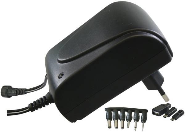 Sieťový adaptér EMOS pulzní 1500mA s hřebínkem (SWP1500)