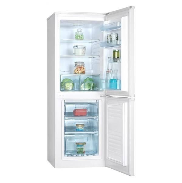 Kombinace chladničky s mrazničkou Goddess RCC0155GW9 bílá