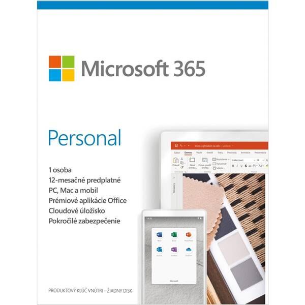 Software Microsoft 365 Personal SK (QQ2-01004)