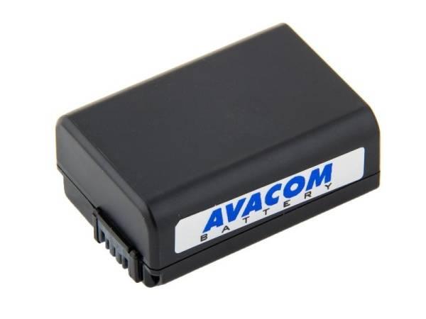 Batéria Avacom Sony NP-FW50 Li-Ion 7.2V 860mAh (DISO-FW50-823N3)