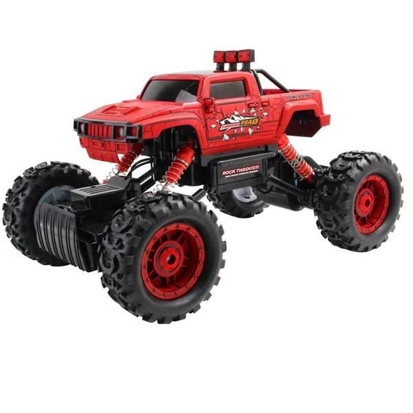 RC auto Buddy Toys BRC 14.614 RC Rock Climber červený