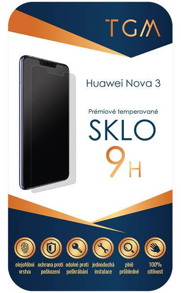 Ochranné sklo TGM pro Huawei Nova 3 (TGM-HUANO3)