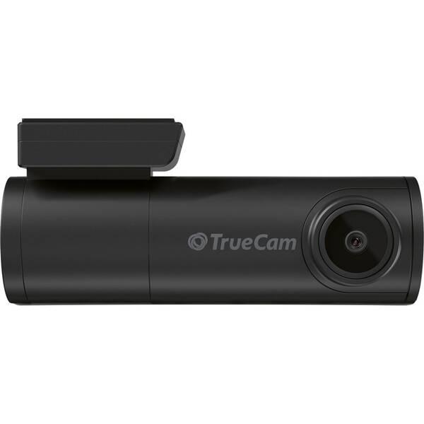 Autokamera TrueCam H7 GPS 2.5K (s detekcí radarů) černá