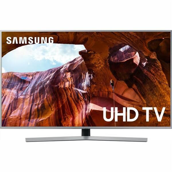 Televize Samsung UE50RU7472 stříbrná (vrácené zboží 8800327912)