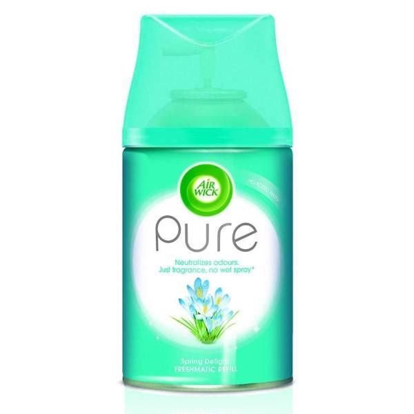 Osvěžovač vzduchu Air Wick Freshmatic Pure, náplň, vůně svěží vánek, 250 ml