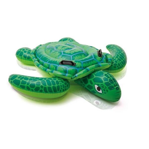 Plovací hračka Intex Želva 150x127 cm (57524)