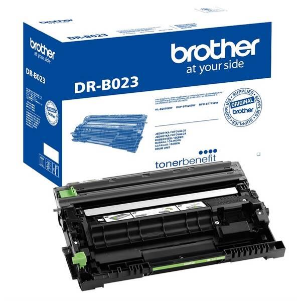 Válec Brother DR-B023, optický, 12000 stran (DRB023) černý