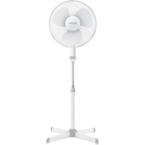 Ventilátor stojanový Sencor SFN 4047WH biely
