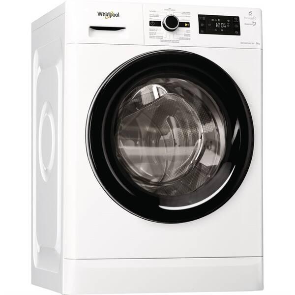 Pračka Whirlpool FreshCare+ FWG81484BV CS bílá barva