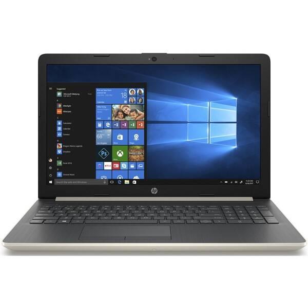 Notebook HP 15-db0038nc (4MY64EA#BCM) zlatý