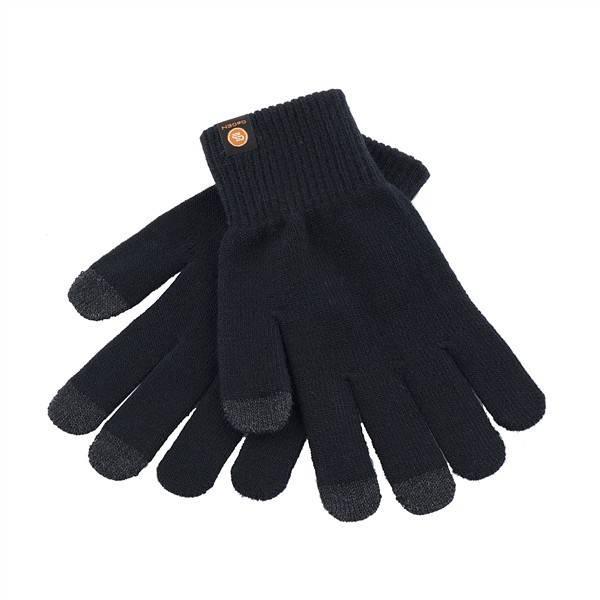 Rukavice GoGEN pro dotykové displeje velikost M (GOGRUKAVICEMB) čierna farba