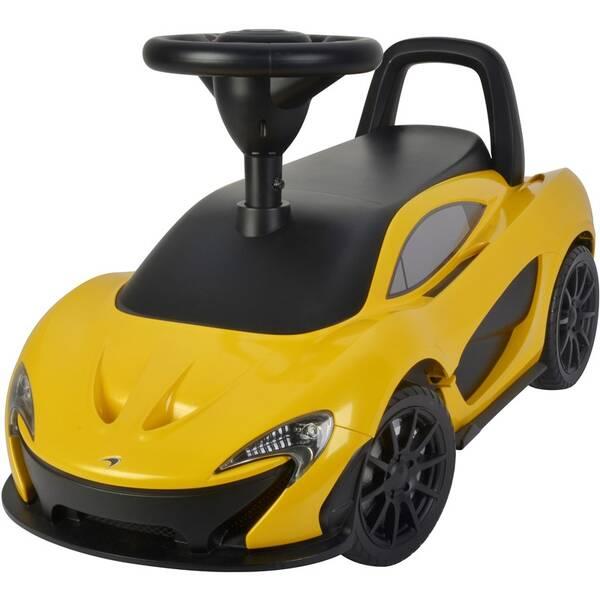 Odrážadlo plastové Buddy Toys BPC 5143 žlté
