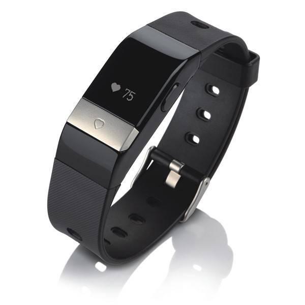 Monitorovací náramok Mio MiVia Essential 350 (5262N5390003) čierne