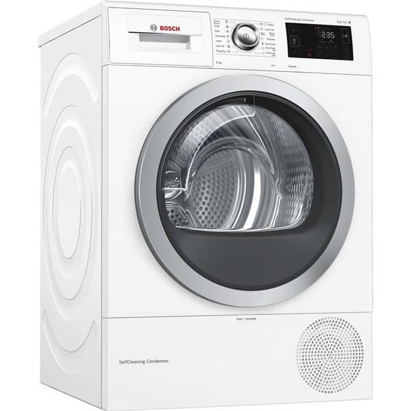 Sušička prádla Bosch WTWH761BY bílá