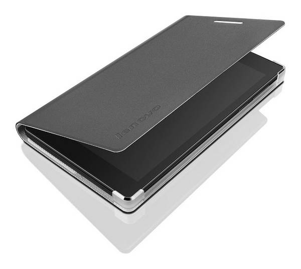 Púzdro na tablet Lenovo pro TAB 2 A7-10 + fólie (ZG38C00000) sivé