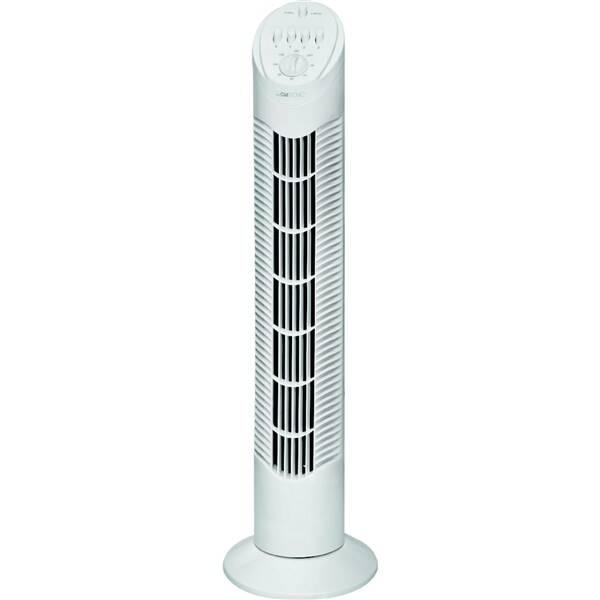 Ventilátor sloupový Clatronic T-VL 3546 bílý (vrácené zboží 8800343381)