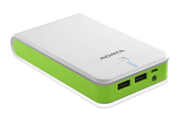 Powerbank ADATA P16750 16750mAh (AP16750-5V-CWHGN) bílá
