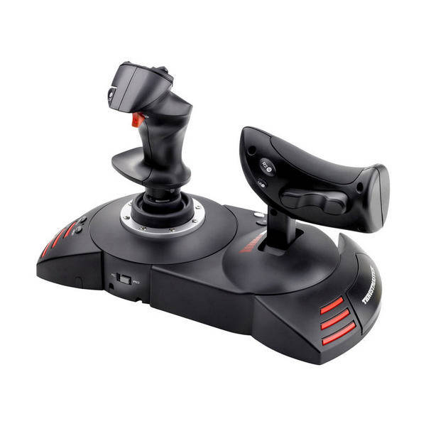 Joystick Thrustmaster T Flight Hotas pro PC, PS3 (2960703) černý