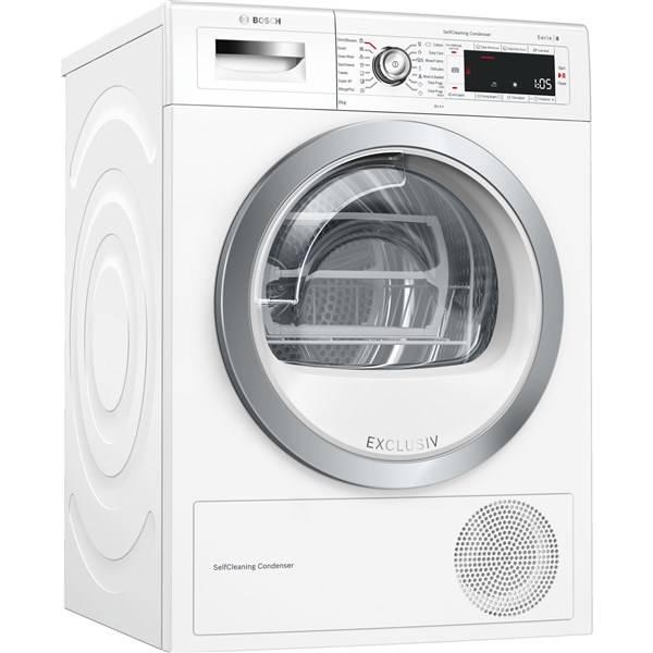 Sušička prádla Bosch WTW85590BY bílá