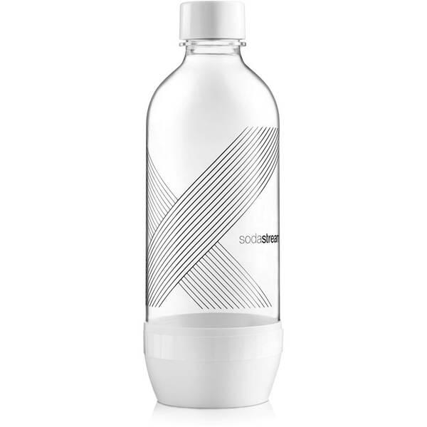 Láhev SodaStream SINGLE PACK JET X 1l bílá