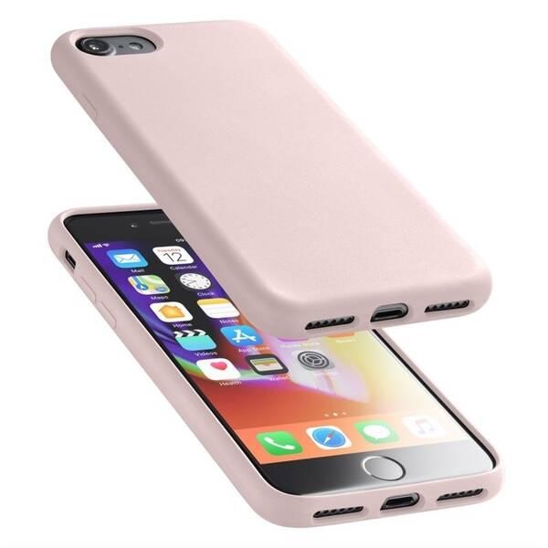 Kryt na mobil CellularLine SENSATION na Apple iPhone 8/7/SE (2020) (SENSATIONIPH747P) ružový