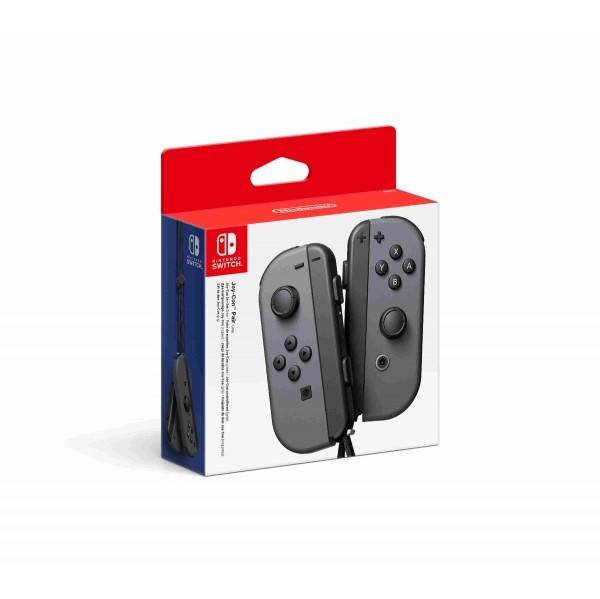 Gamepad Nintendo Joy-Con Pair (NSP070) šedý
