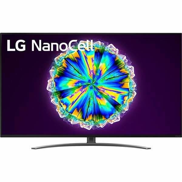 Televize LG 55NANO86 černá (vrácené zboží 8800742144)