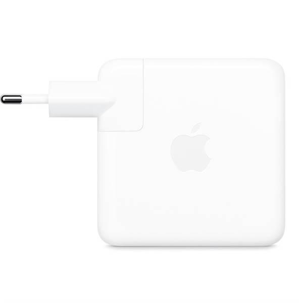 Napájecí adaptér Apple 61W, USB-C (MRW22ZM/A) bílý