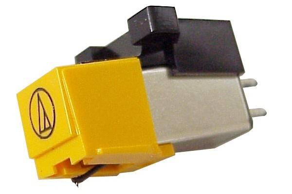 Gramofónová vložka Audio-technica MM AT91 - žlutá (9at91)