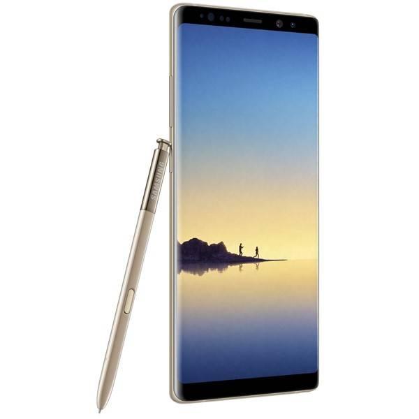 Mobilní telefon Samsung Galaxy Note8 (SM-N950FZDDETL) zlatý