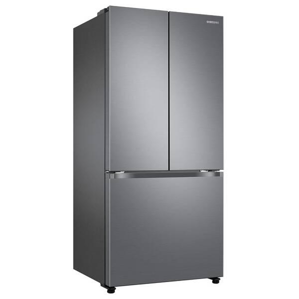 Americká chladnička Samsung RF50A5002S9/EO strieborná