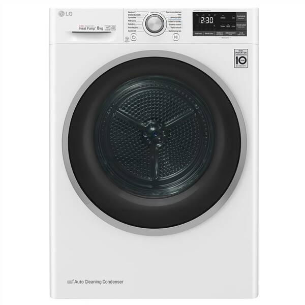 Sušička prádla LG RC81EU2AV3W